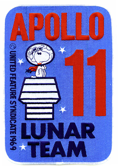 NASA Patches Snoopy - Pics about space